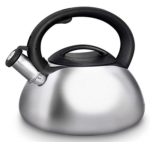 Primula PTK-6130 3 Qt Stainless Steel Catalina Whistling Te