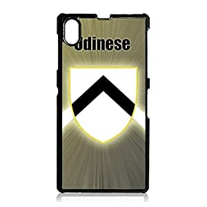 Sony Xperia Z1 Back Case Cover, Udinese Calcio Logo Phone Case for Sony Xperia Z1 Perfect Protector Udinese Calcio S.P.A Mark Pattern Shell