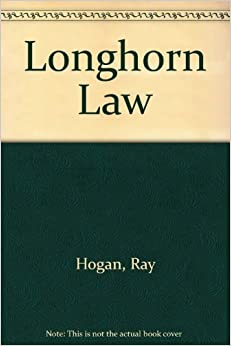 Book Longhorn Law