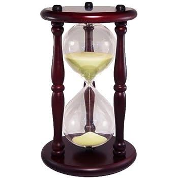 Amazon.com: G.W.Schleidt 30 Minute Sand Timer - Yellow