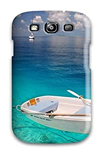 Premium DeSKCQz115AioMr Case With Scratch-resistant/ Attractive Maldives Case Cover For Galaxy S3