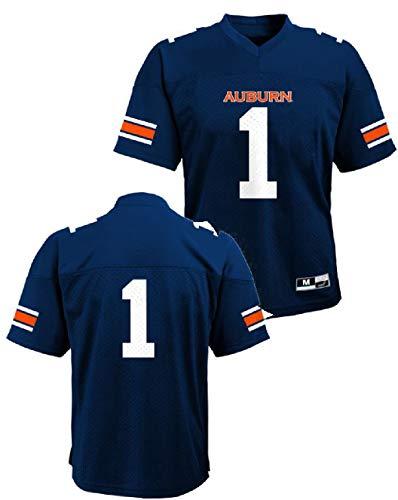 Outerstuff Youth Auburn Tigers Blue Replica Football Jersey (L=14/16)