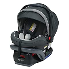 CLICK. That's the sound of a secure install. The SnugRide SnugLock 35 Elite Infant Car Seat has a hassle-free, worry-free installation for rear-facing infants using either vehicle seat belt or LATCH. In three easy steps you can feel confident...