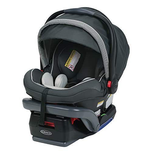 Graco SnugRide SnugLock 35 Elite Infant Car Seat, Oakley (Best Car Seat For Infant Through Toddler)
