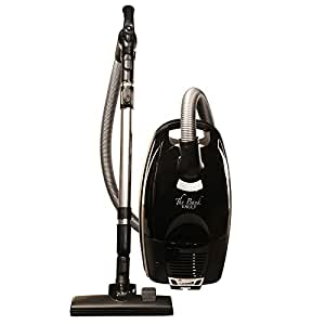 Amazon Com The Bank Vault Canister Vacuum With Soft Clean