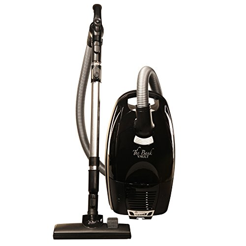 The Bank Vault Canister Vacuum With Soft Clean Power Head