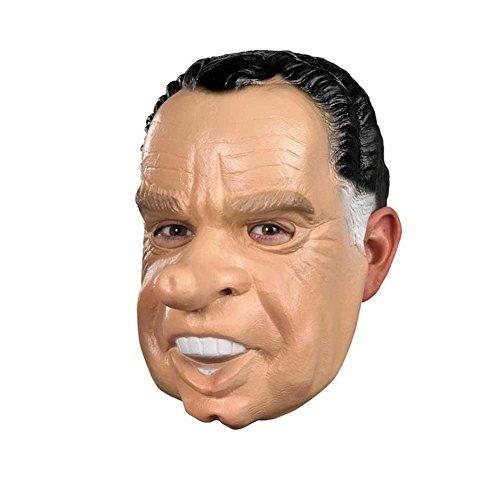(Richard Nixon Mask)