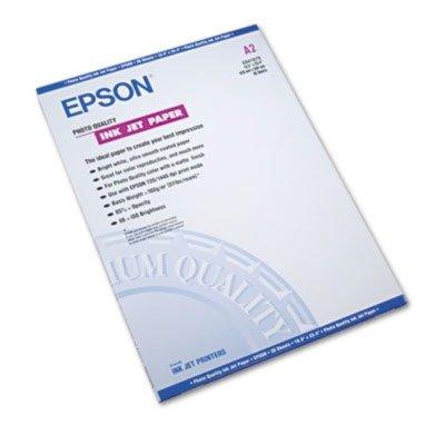 Epson S041079 Matte Presentation Paper, 27 lbs., Matte, 16-1/2 x 23-1/2, 30 Sheets/Pack