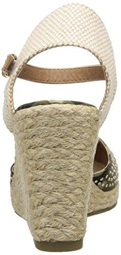 XTI Zapato SRA. Textil Camuflaje Kaki Damen Schuh Khaki