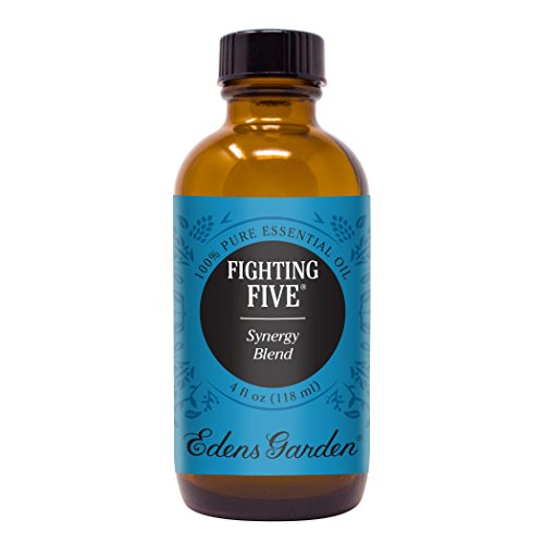Fighting Five  High Quality Premium Aromatherapy Oils by Ede