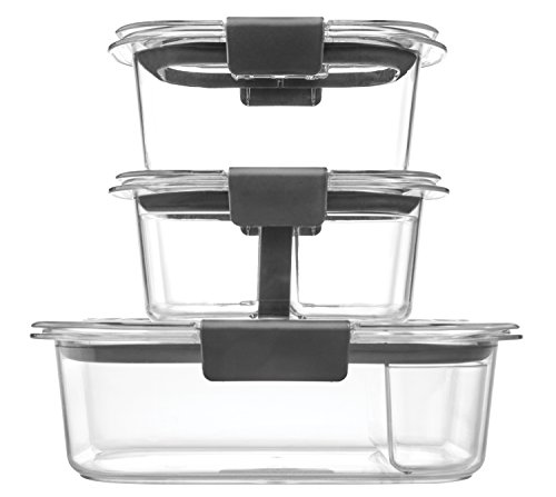 Rubbermaid Brilliance Food Storage Container Reviews