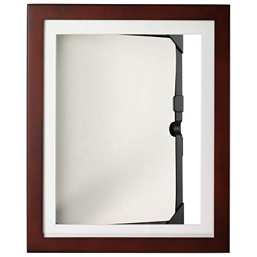 Li'l Davinci 12 x 18 inch Art Frame, Cherry