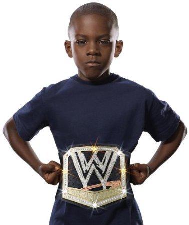 WWE Superstar Entrance Championship Belt by 5Star-TD