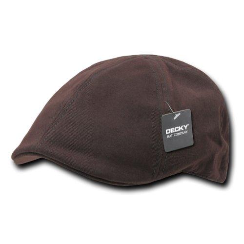 DECKY Brhed Twill Ivys Hat