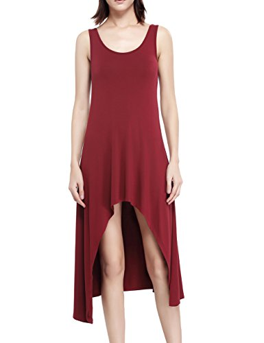 Dresses Sleeveless Flowing Cocktail AZOT