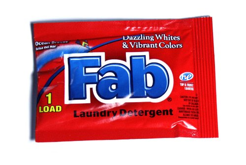 Fab Rain Forest Packette - Coin Vend