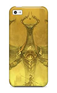 Defender Case With Nice Appearance (magic The Gathering Nicol Bolas) For Iphone 5c