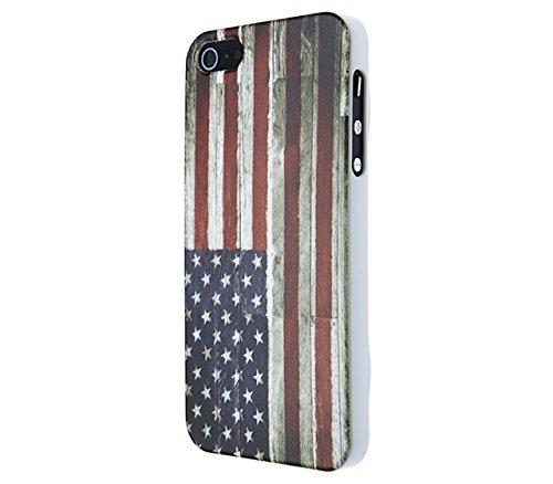 Benjamins SKILLFWD Flags Hard Case für Apple iPhone 5 US