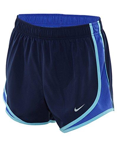 Running Blu Tempo Wg Binary Dry NIKE Short Women's Blu Para R8Bwxqtx