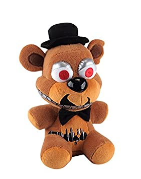Funko Five Nights at Freddys Nightmare Freddy Plush, ...