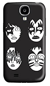 Samsung Galaxy S4 I9500 Cases & Covers - Black And White Comics Custom PC Soft Case Cover Protector for Samsung Galaxy S4 I9500