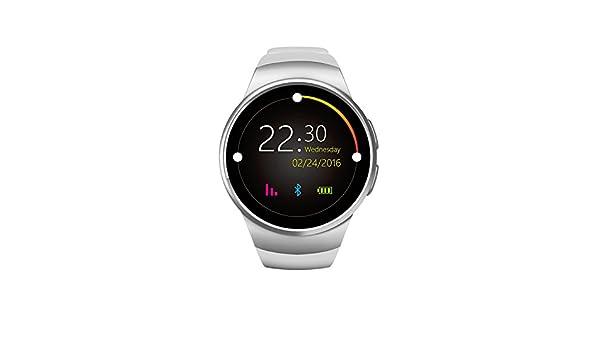 Smartwatch reloj deportivo reloj de pulsera para hombre km18 a ...