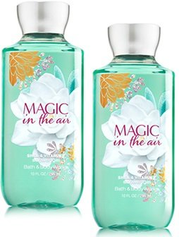 Bath and Body Works 2 Pack Magic in the Air Shower Gel 10 Oz.