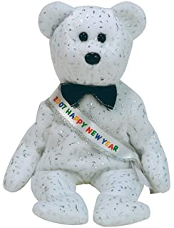 Amazon.com  Ty 2K the Bear Beanie Baby (Retired) by Beanie Babies ... a1b21ecbb30c