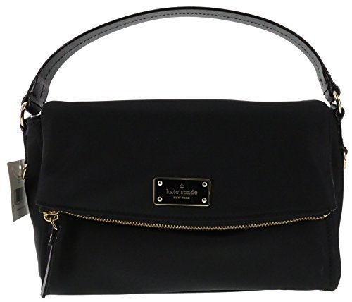Kate Spade New York Blake Avenue Miri Handbag Satchel Shoulder Bag (Black)