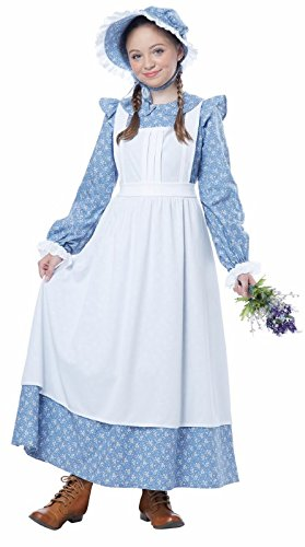 California Pioneer Costume (Pioneer Girl Child Costume)