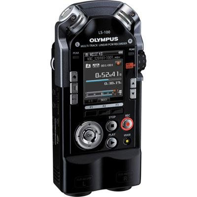 Olympus LS-100 Voice Recorder by Olympus