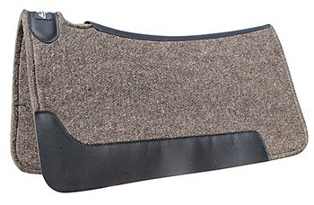 Professional's Choice Cowboy Felt Roper Pad 7/8in C Professionals Choice Leather Protection