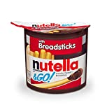 Nutella & Go! Hazelnut Spread with Breadsticks (24 Count)