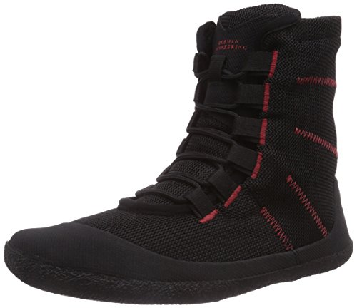 Sole Runner Transition 2, Unisex-Erwachsene Chukka Boots, Schwarz (black/red 05), 41 EU