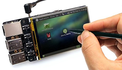 ODROID LCD 3.5 Inch Touchscreen Display Shield (480x320)