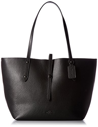 COACH Womens Printed Leather Market