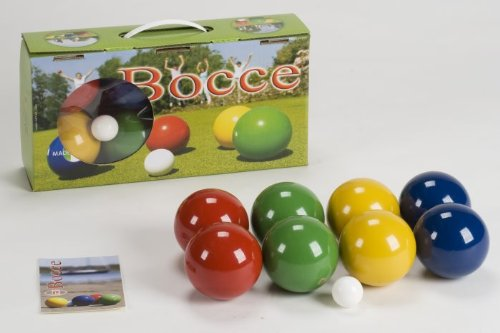 (Toymarketing International Classic Bocce Set)
