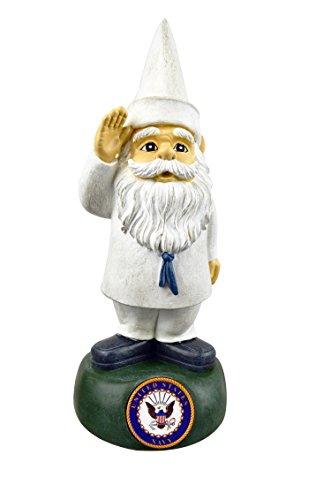Red Carpet Studios 35164 Garden Gnome United States Navy (Stone Garden Gnomes)