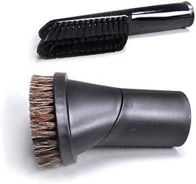 Miele, Bosch aspiradora 35 mm alargado cepillo de polvo de montaje con 35 mm polvo cepillo con codo giratorio.: Amazon.es: Hogar