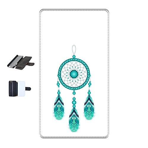 Housse Apple Iphone 5c - Attrapeur de rêves Bleu Turquoise