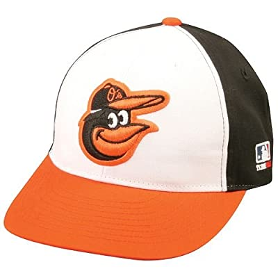 Baltimore Orioles Youth MLB Licensed Replica Caps / All 30 Teams, Official Major League Baseball Hat of Youth Little League and Youth Teams from OC Sports
