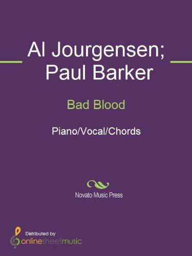 Bad Blood - Kindle edition by Al Jourgensen, Paul Barker. Arts ...