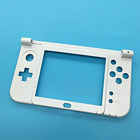 Meijunter White C Cover Middle Case Housing Shell Faceplate ...