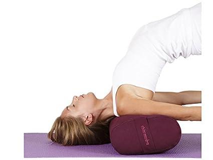 Silla de Yoga 2 barras Ciruela