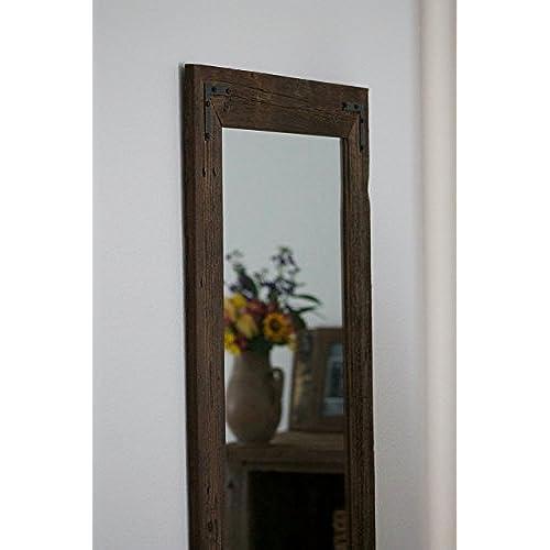 Rustic Wall Mirror   Large Wall Mirror   24 X 36 Vanity Mirror   Bathroom  Mirror   Rustic Mirror   Reclaimed Wood Mirror   Bathroom Vanity