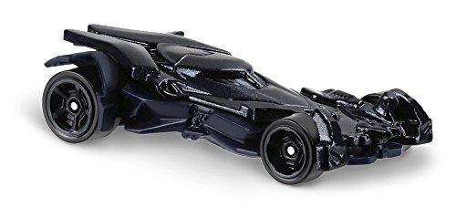 Hot Wheels 2017 Batman Batman V Superman: Dawn of Justice Batmobile 329/365, Blue]()