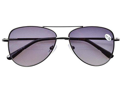 17 Grey hombre para sol Lens de Bolara Gafas qYFwxB