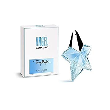 THIERRY MUGLER Angel Aqua Chic Light Eau de Toilette Spray, 1.7 Ounce