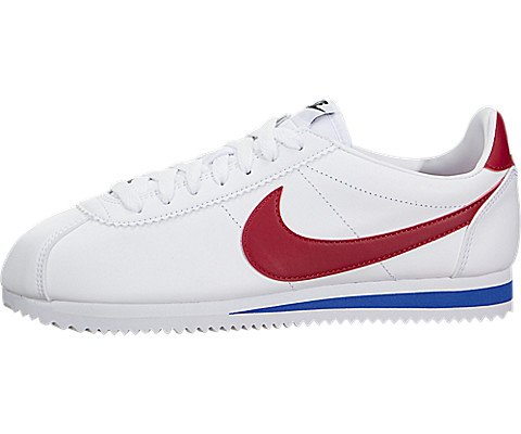 NIKE Women's Classic Cortez Leather Casual Shoe