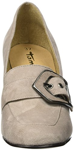 Tamaris Women's 24401 Closed-Toe Pumps Brown (Taupe) HD2w4BVlX